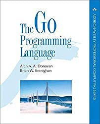 The Go Programming Language book co-authored by Brian W. Kernighan (affiliate link)